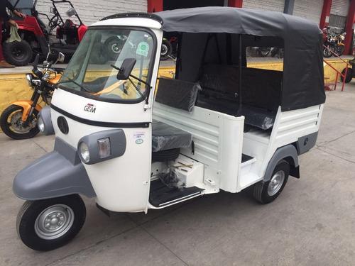 motocarro mototaxi 440 cc sunl-atul estandar diesel