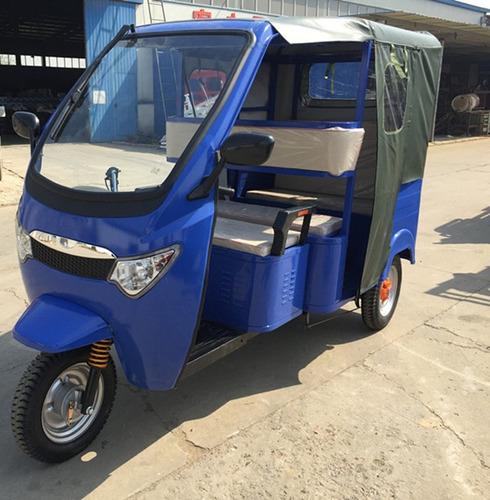 motocarro mototaxi electrico  pasajeros a 12 meses