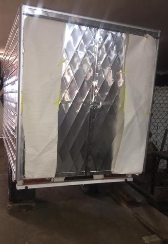 motocarro natsuki furgon aluminio