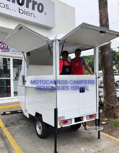 motocarro negocio movil