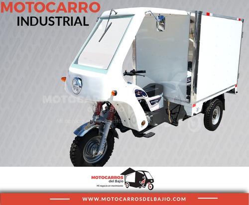 motocarro nuevo trabajo negocio móvil carga económico