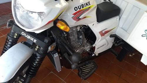 motocarro oubike 250 pick up carga 1000kg garrafonero