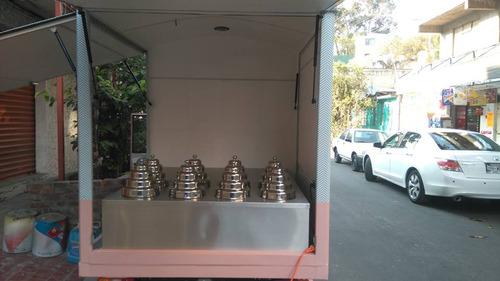 motocarro para helados y paletas