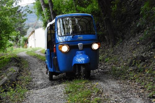 motocarro piaggio ape city moto taxi nuevo 2020