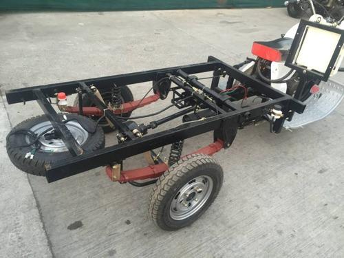 motocarro sunl 250cc chasis leon gto