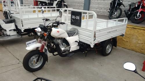 motocarro sunl 250cc pickup leon gto