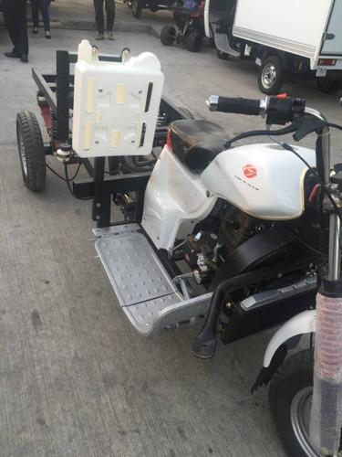 motocarro sunl 300cc chasis leon gto