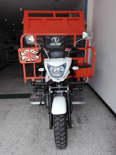 motocarro tipo volqueta vaisand