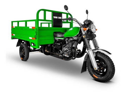 motocarro torino motors / torino cargo country 250 verde
