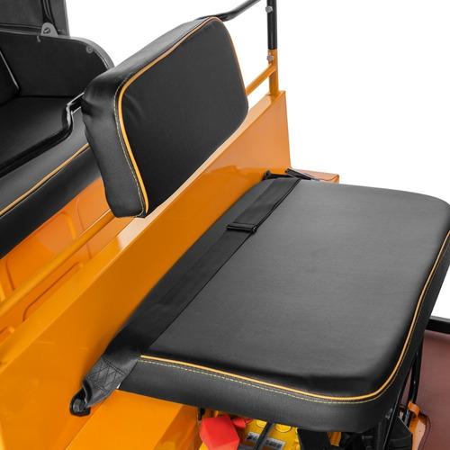 motocarro torino motors / torino cargo town 200 amarillo