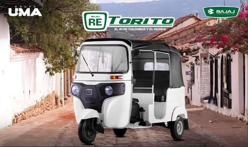 motocarro torito bajaj nuevo con garantia