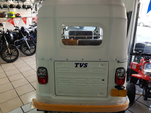 motocarro tvs kawasaki 2020 es para mototaxi o colectivo
