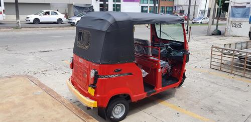 motocarro tvs king deluxe plus 2019 mototaxi,carga, hindú