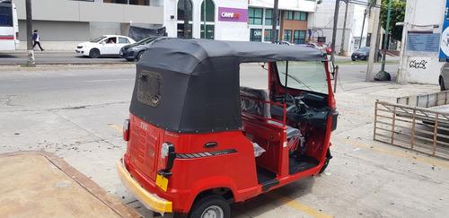 motocarro tvs king deluxe plus para mototaxi  2020