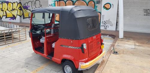 motocarro tvs king deluxe plus para mototaxi 2020 con regalo