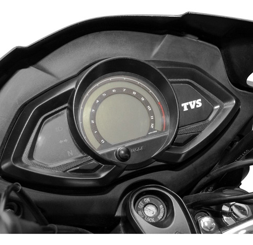 motocarro tvs stryker 125 blanco