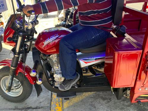 motocarro veloci covalt super duty 300cc nueva