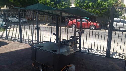 motocarro venta de alimentos