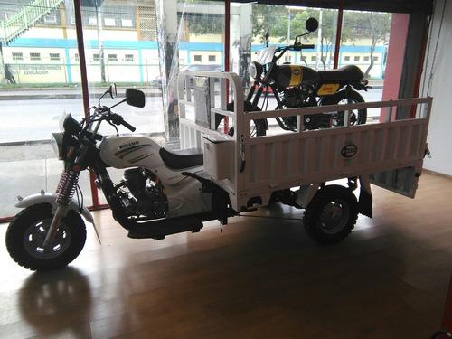 motocarros para todo trabajo
