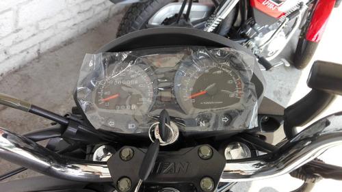 motociceta lifan deportiva 160cc