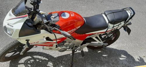 motocicleta 2019