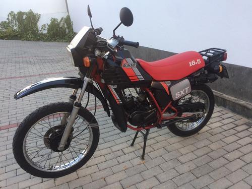 motocicleta agrale sxt 16.5 - 1987 / impecável