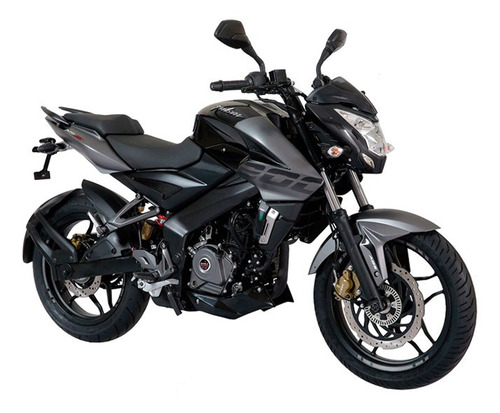 motocicleta bajaj pulsar nsfi 200
