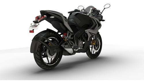 motocicleta bajaj pulsar rs 200