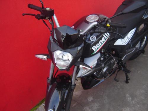 motocicleta benelli tnt 15 - agencia oficial