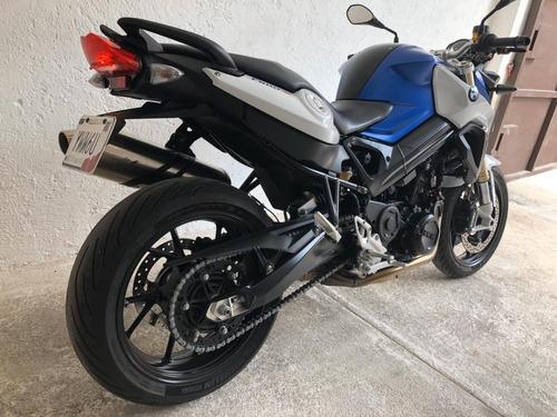 motocicleta bmw 2016 f800r