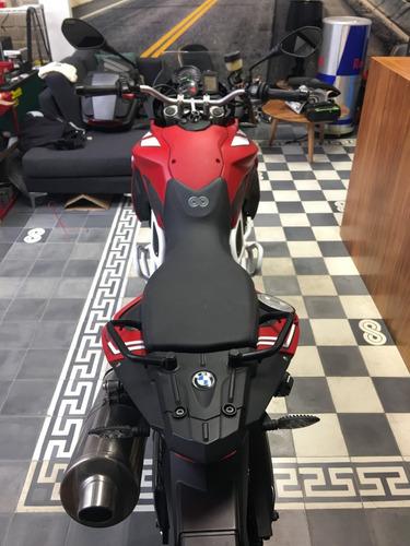 motocicleta bmw f 650 gs 2009 personalizada