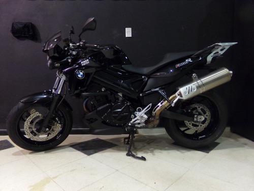 motocicleta bmw f800 r 2014 13.000km negra