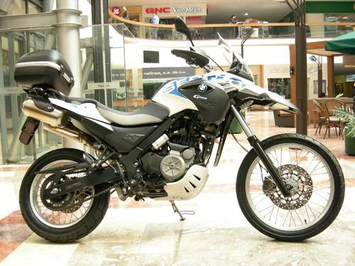 motocicleta bmw g650gs sertao año 2012