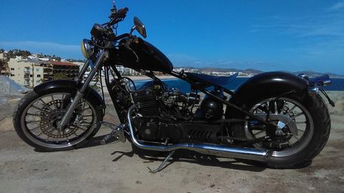 motocicleta bobber - johnny pag 270cc - barhog  2009