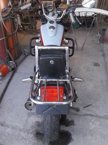 motocicleta carabela 2008
