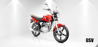 motocicleta carabela gsv 150 c.c. nueva 2018