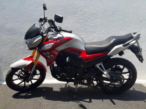 motocicleta carabela vector 2017 250cc