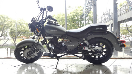 motocicleta chopper keeway superlight 2018