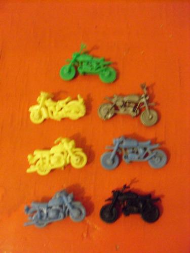 motocicleta de coleccion