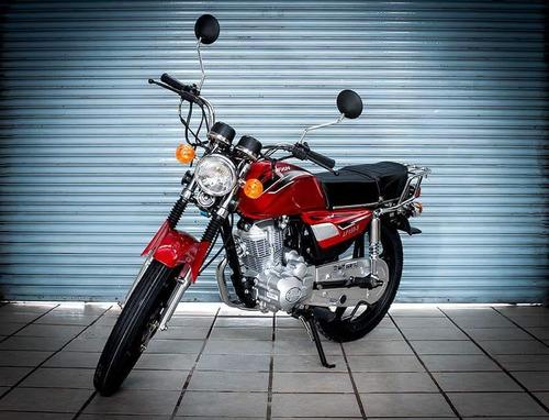 motocicleta de trabajo marca lifan 150 cc estandar
