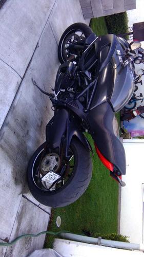 motocicleta deportiva ducati 1198 cc- modelo 2012, 14904 km