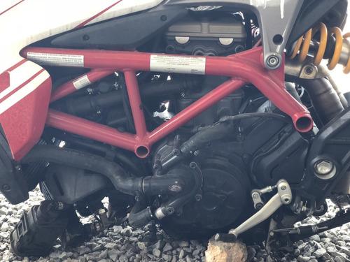 motocicleta ducati hypermotard 939 año 2016 en partes