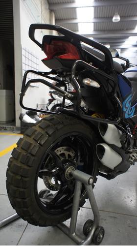 motocicleta ducati multistrada 1200 s 2015 equipada