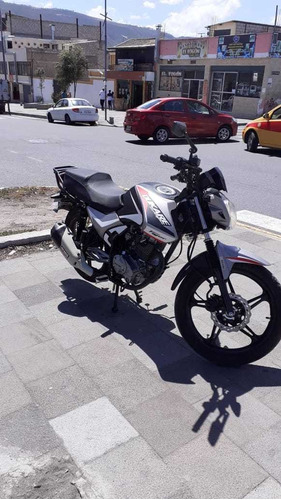 motocicleta dukare dl150 azul