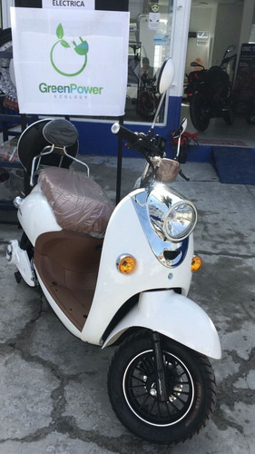 motocicleta eléctrica aima