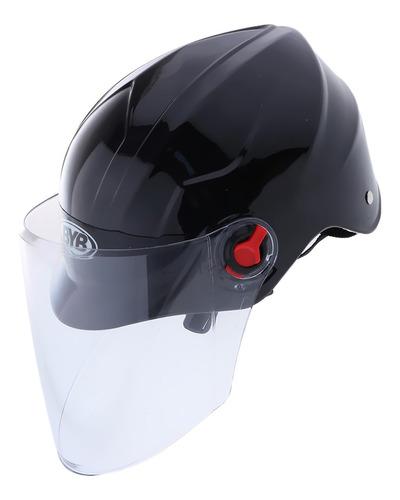 motocicleta eléctrica casco gorra protectora protección