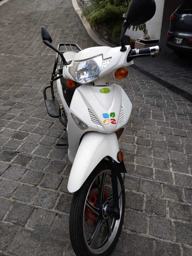 motocicleta electrica scooter