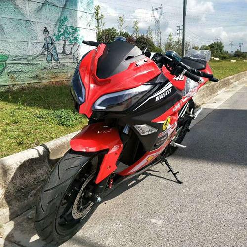 motocicleta eletrica 5kw
