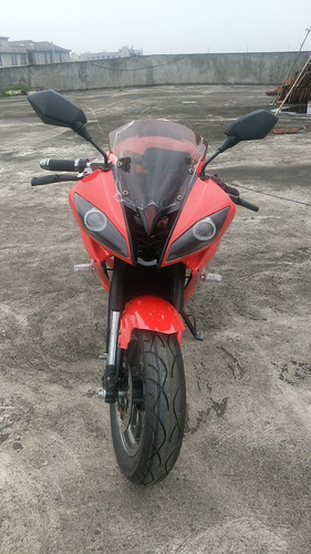 motocicleta eletrica esporte 2kw