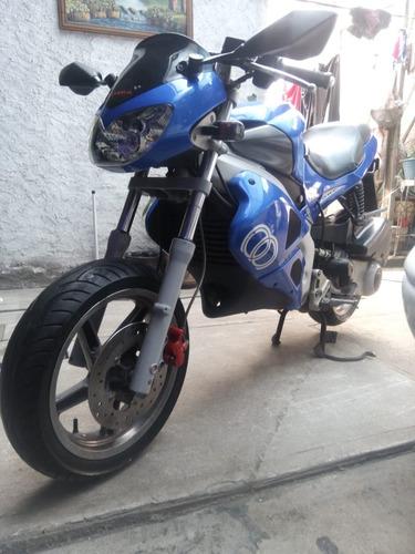 motocicleta gilera italiana
